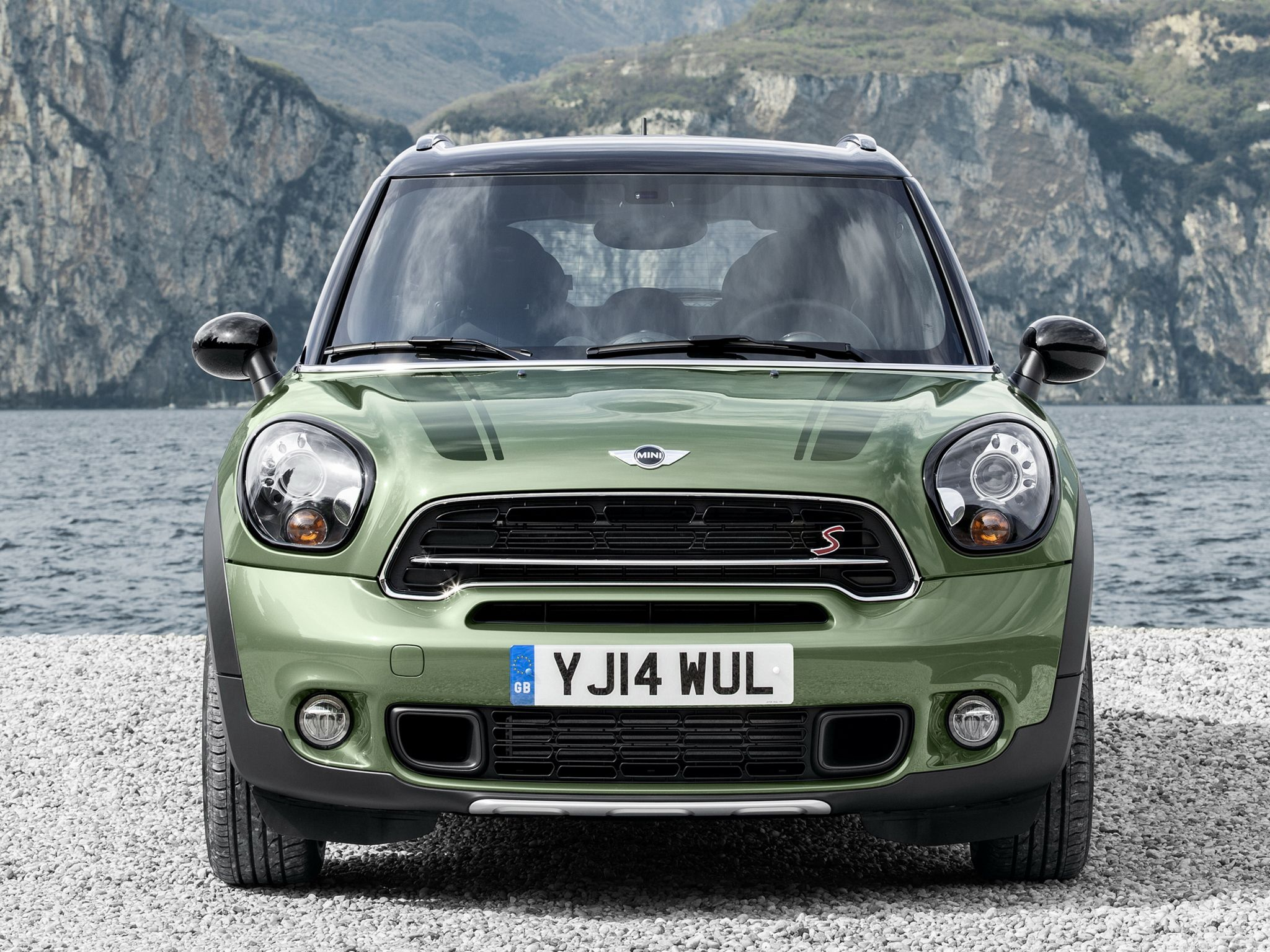 Mini Cooper SD Countryman All4 (R60) - 2014