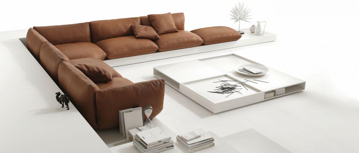 Image of Jehs + Laub project. jalis sofa
