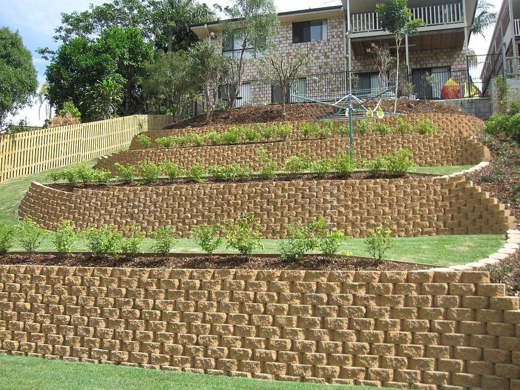 Garden Designs For Sloping Blocks PDF | Garden design ... on Sloping Gardens Design Ideas id=19563