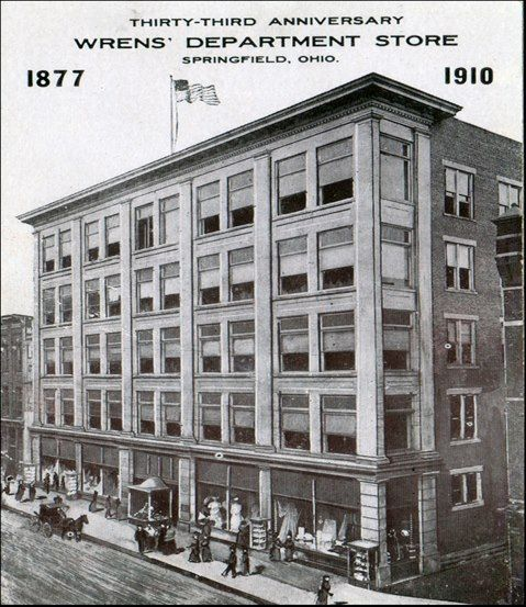 Downtown S Foreman Clark Building To Become 124: Wren's Department Store, In The Historic Bushnell Building