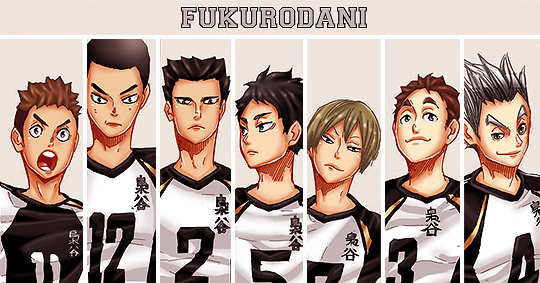 Welcome to DHQ, a blog completely devoted to Haikyuu!! Updates every day (and night).