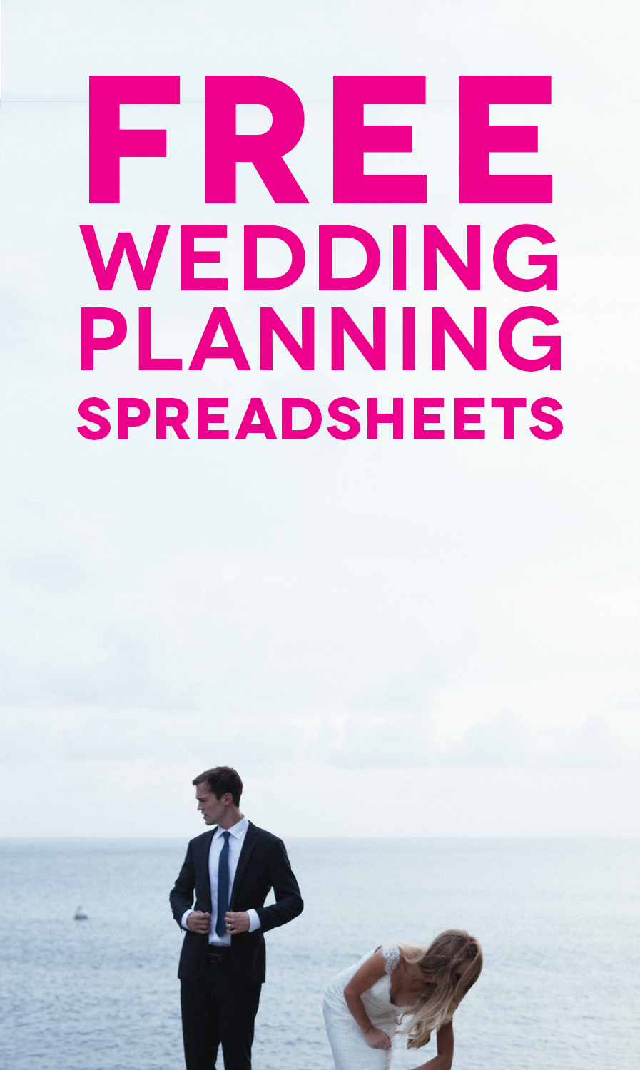 customizable and free wedding spreadsheets in 2018 how to plan a