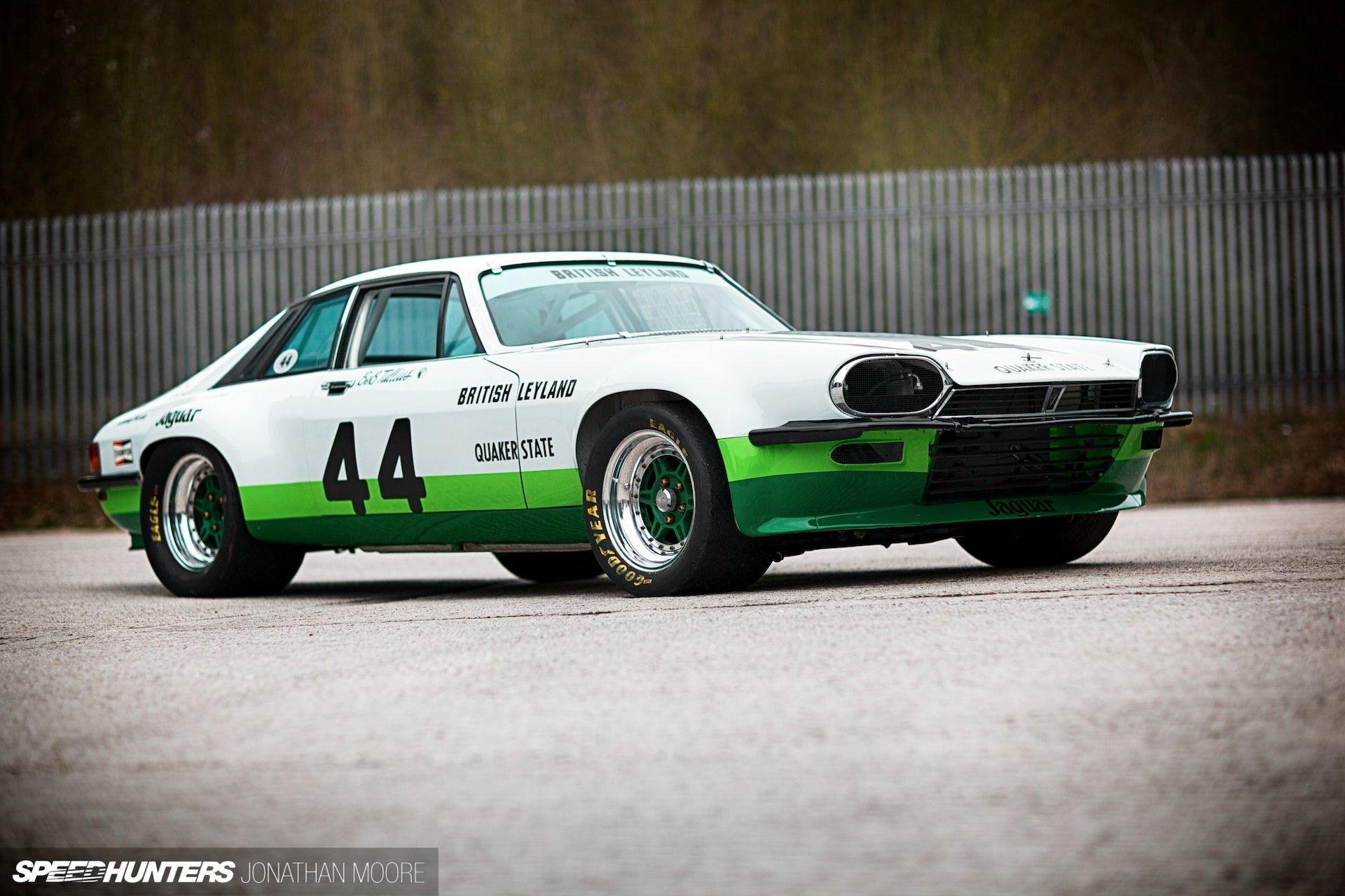 Jaguar XJS Trans Am-series Racecar | Classic Cars | Pinterest | Cars