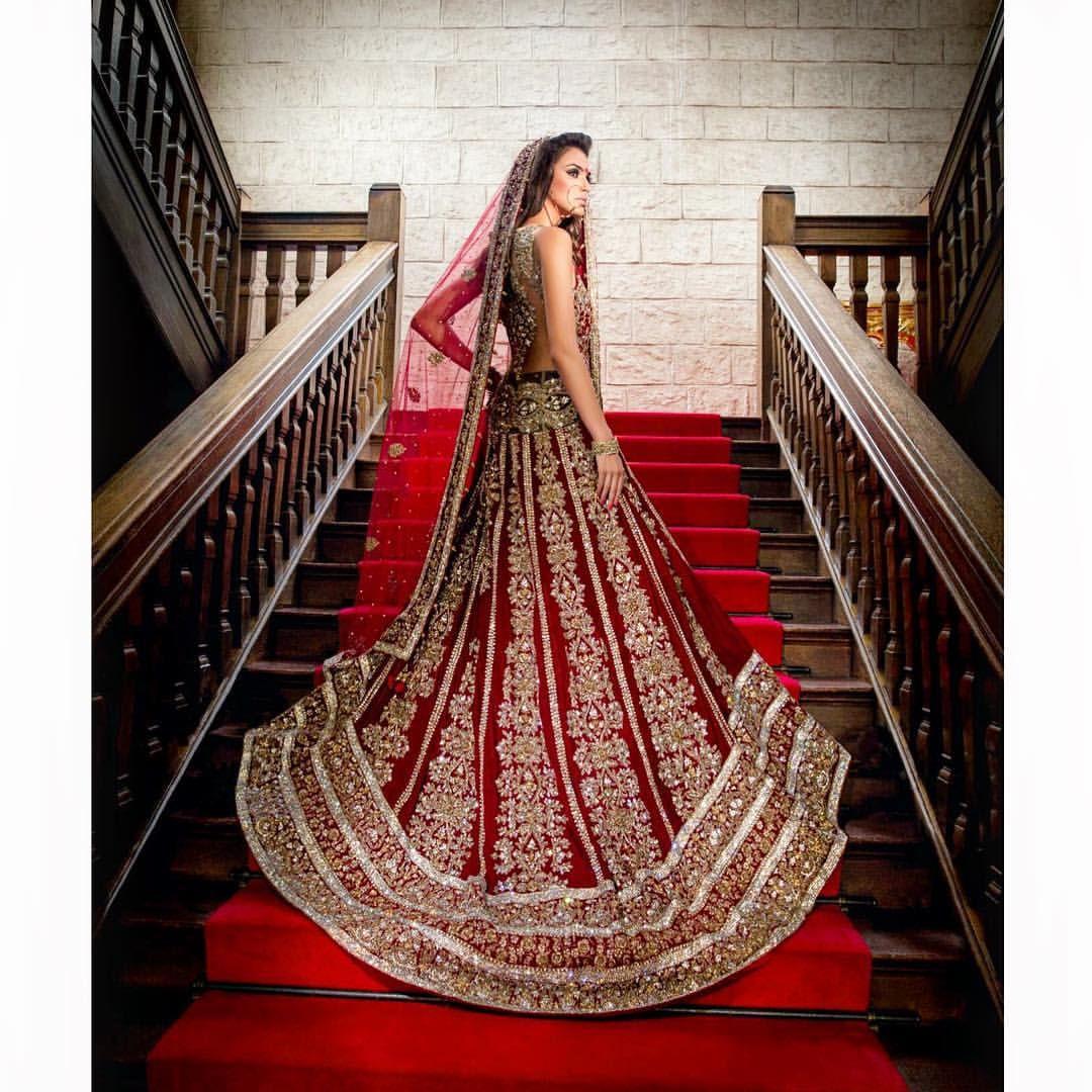 Couture by Origa Photo Cred: Asiana Magazine | Dulhan. Desi wedding ...