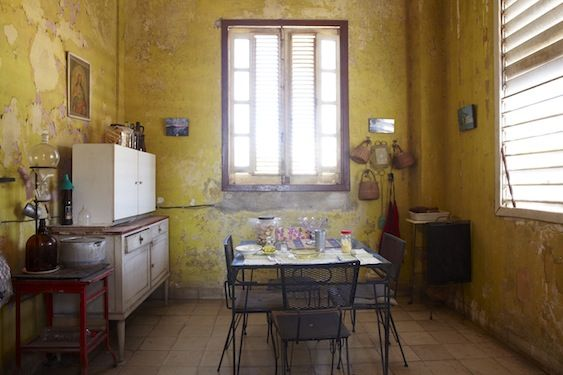 Beautiful Spare Beauty: The Cuban Kitchen By Ellen Silverman. Cuba   Setting For  Caribbean Freedom