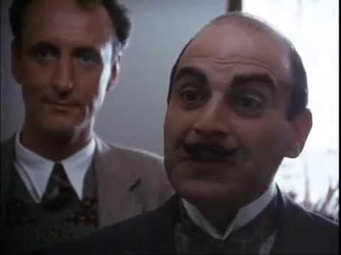 Hercule Poirot - The Adventure of the Clapham Cook - YouTube