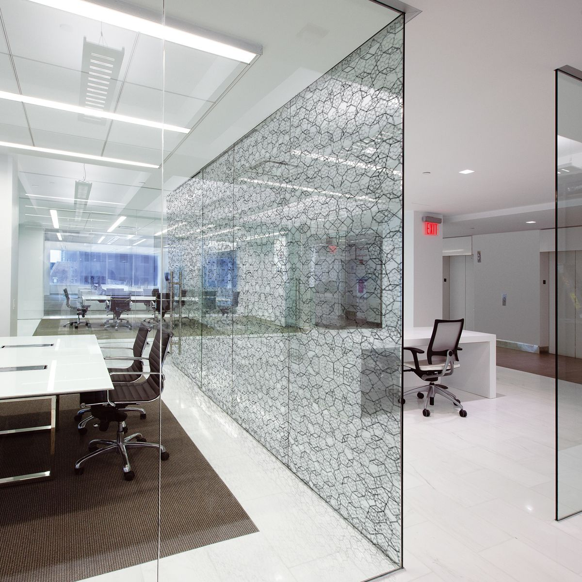 LUMINARI Glass / Office Divider Luminariglass.hu