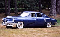 1949 Tucker Only 47 Are In Exsistance Today Out Of 51 Made