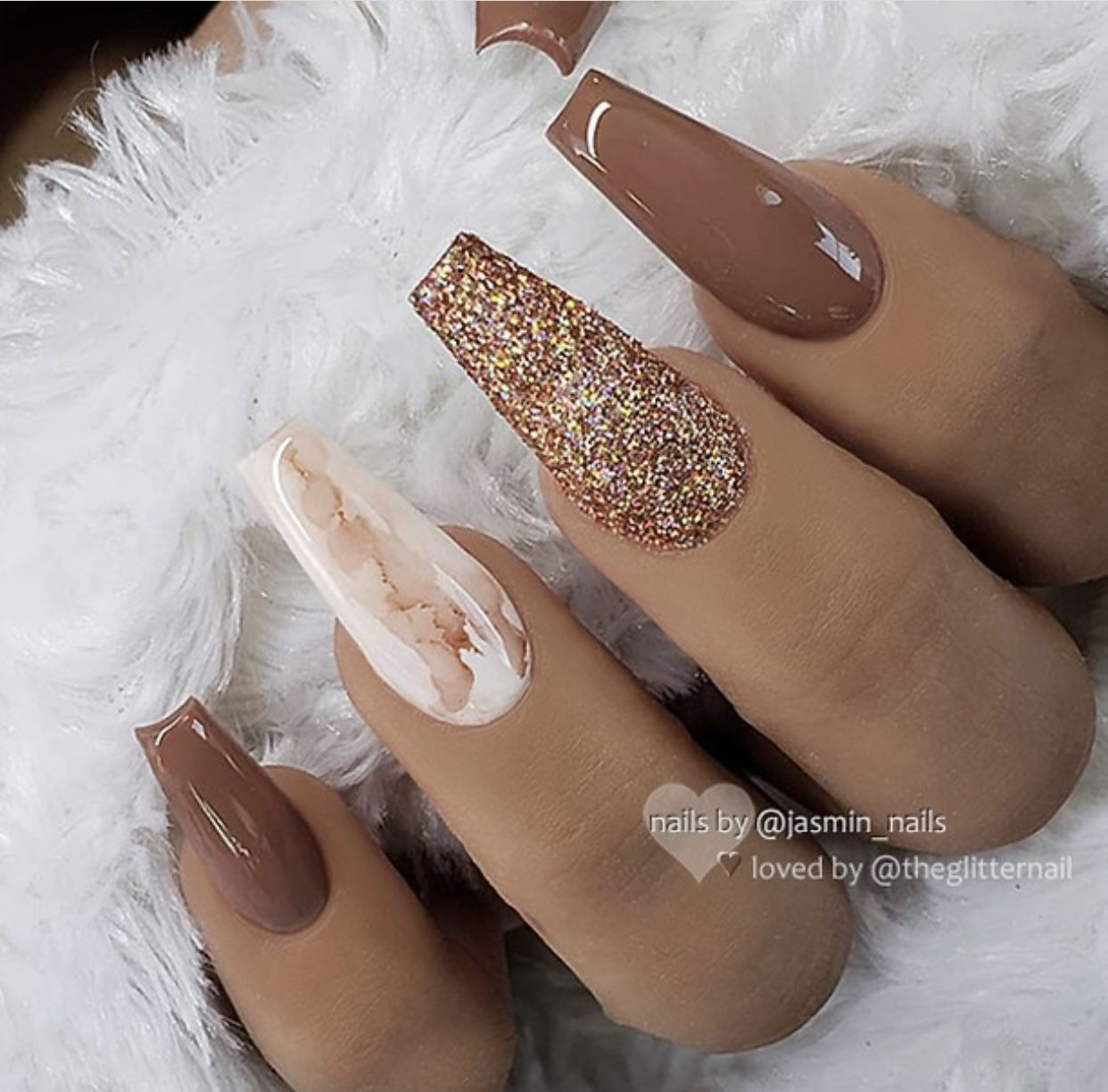 Pin By Alyciajohns On Nails Marble Acrylic Nails Boutique Nails Coffin Nails Long