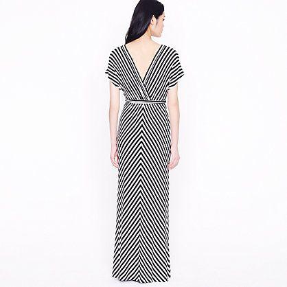 Kimono Sleeve Maxidress. JCrew...really