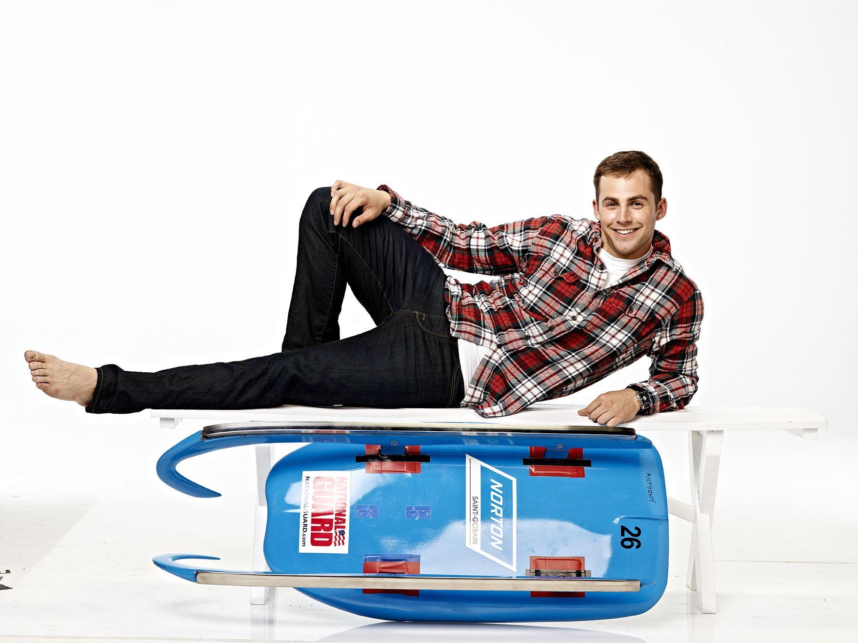 Chris Mazdzer, 2014 USA Winter Olympian — Luge Olympics