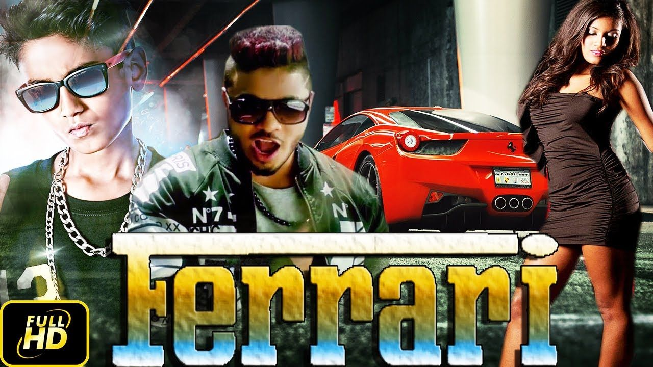 Ferrari Official Music Video Usama Ali Khan Full HD