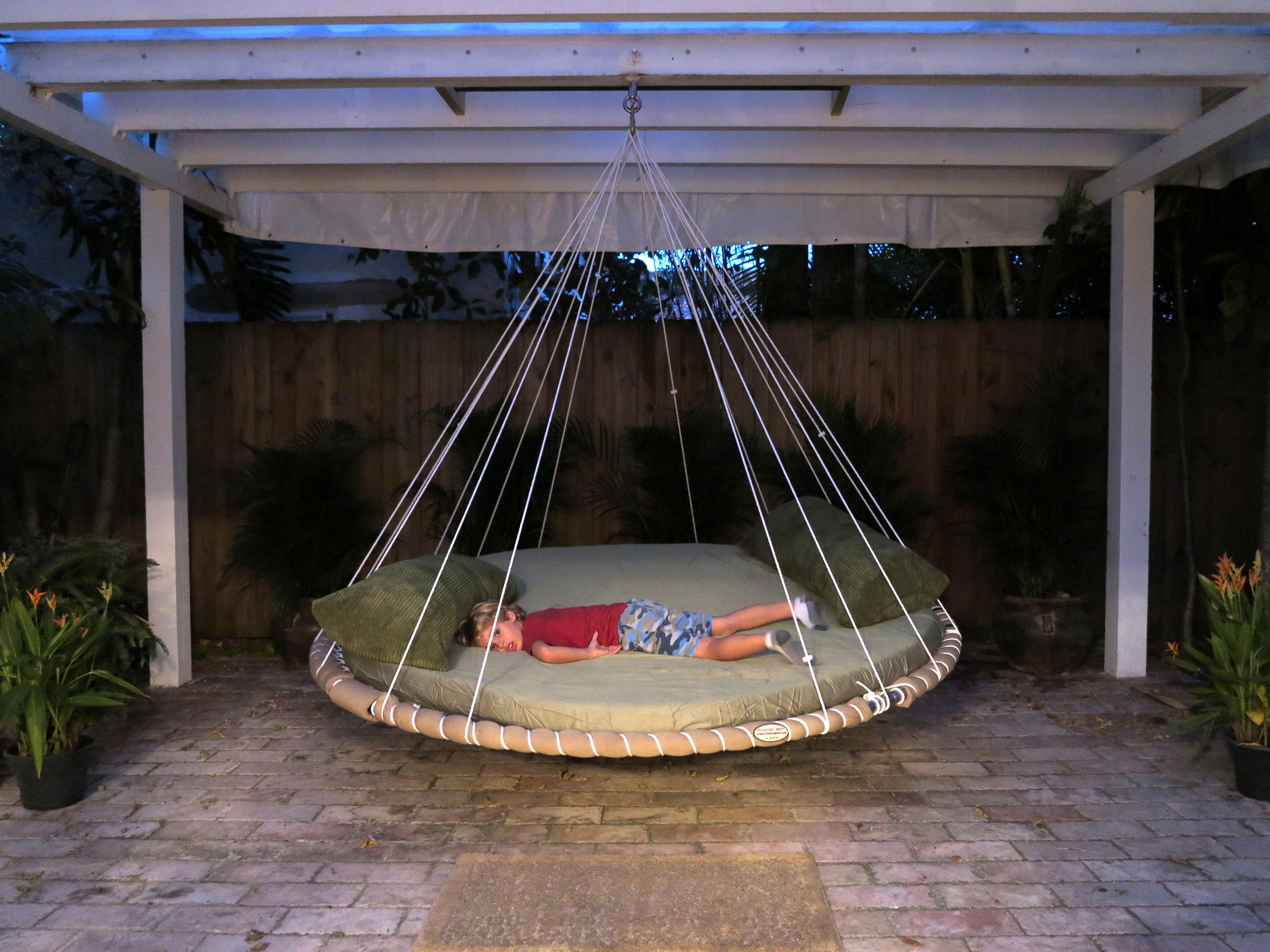Fast Asleep. Canopy beds for sale, Outdoor bed, Romantic bed