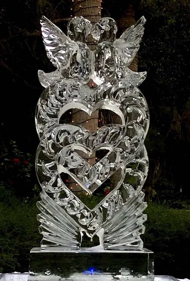 Ice Pro Ice Sculptures Links And Contact Info Ice Sculptures Ice Sculpture Wedding Snow Sculptures