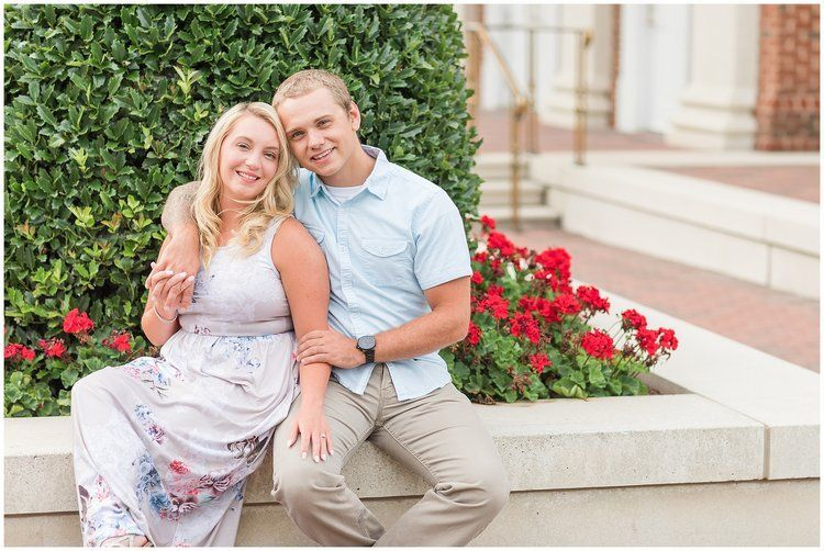 Chalsy + Nick | CNU Engagement Session  — Ryann Winn Photography -  Christopher Newport University engagement portraits with dog and a firefighter by VA wedding photog - #Chalsy #CNU #Engagement #EngagementPhotosafricanamerican #EngagementPhotosbeach #EngagementPhotoscountry #EngagementPhotosfall #EngagementPhotosideas #EngagementPhotosoutfits #EngagementPhotosposes #EngagementPhotosspring #EngagementPhotoswinter #EngagementPhotoswithdog #Nick #Photography #Ryann #Session #summerEngagementPhoto