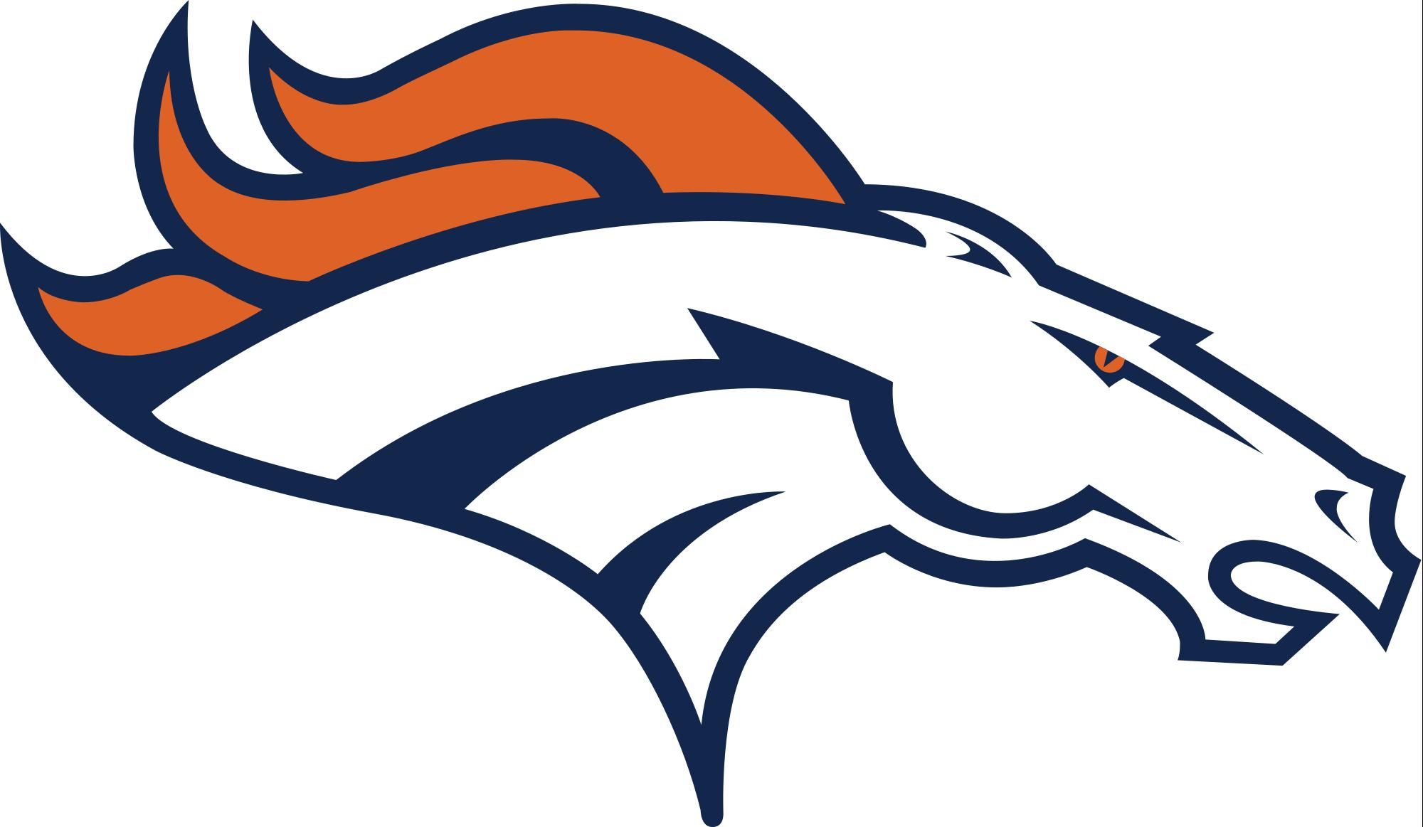 broncos logos | Denver Broncos logo - Logo Stage - logo gallery for ...