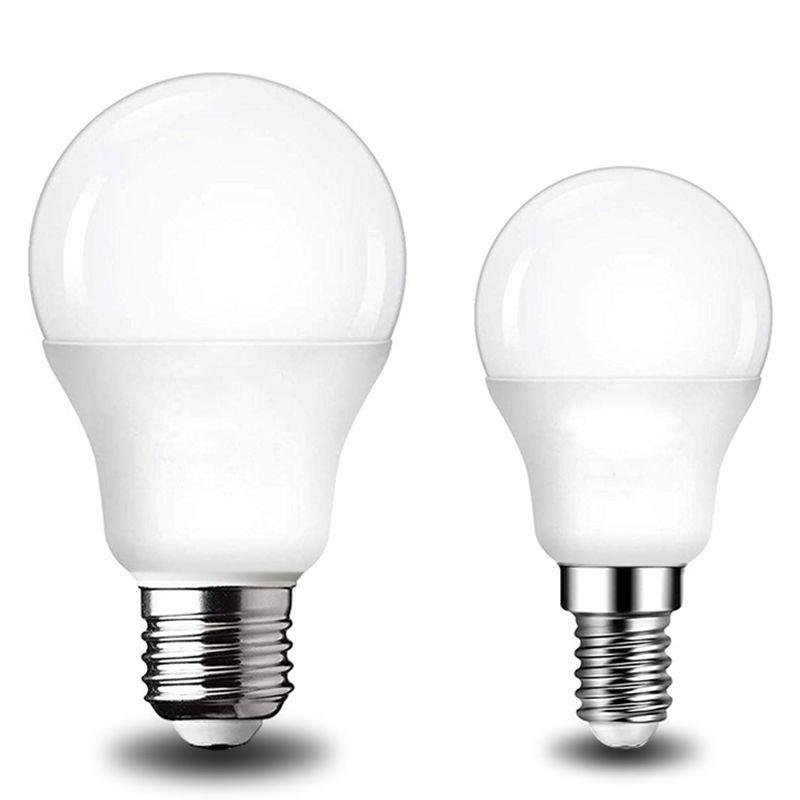 Led E14 Led Lamp E27 Led Bulb Ac 220v 230v 240v 20w 18w 15w 12w 9w 6w 3w Lampada Led Spotlight Table Lamp Lamps Light Led Light Lamp Led Bulb Led