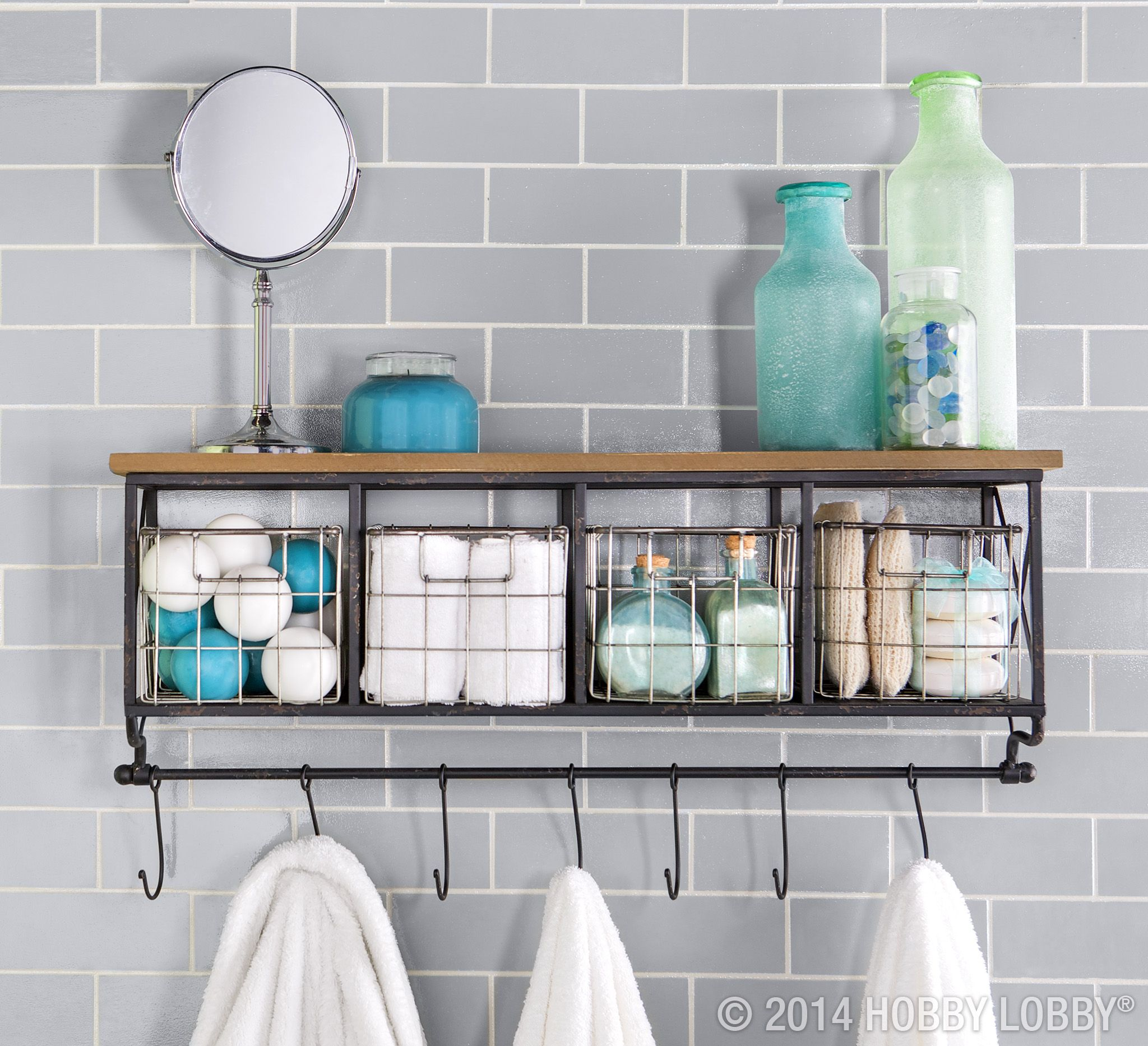 Dining Room Storage Ideas To Keep Your Scheme Clutter Free: Keep The Bathroom Crisp, Clean And Clutter Free With A