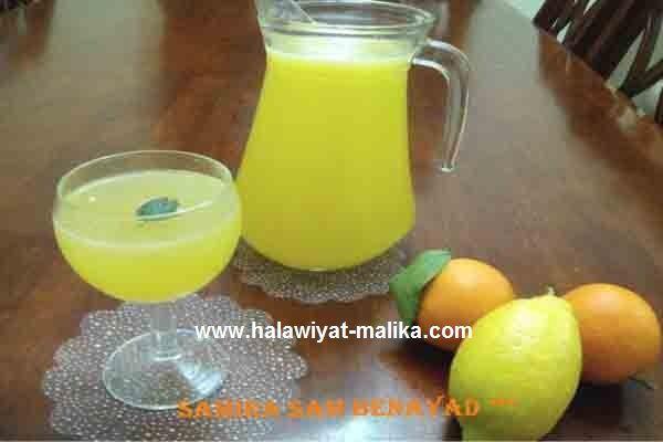 عصير البرتقال الطبيعي Blog Food Desserts