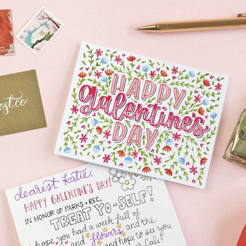 8 Great Valentine's Day Gifts You Can Send in the Mail - Punkpost #snailmail #mail # ...