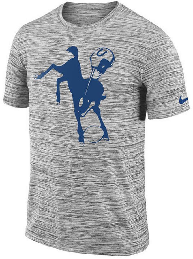 850cb1fd1e7 Nike Men's Indianapolis Colts Legend Velocity Travel T-Shirt