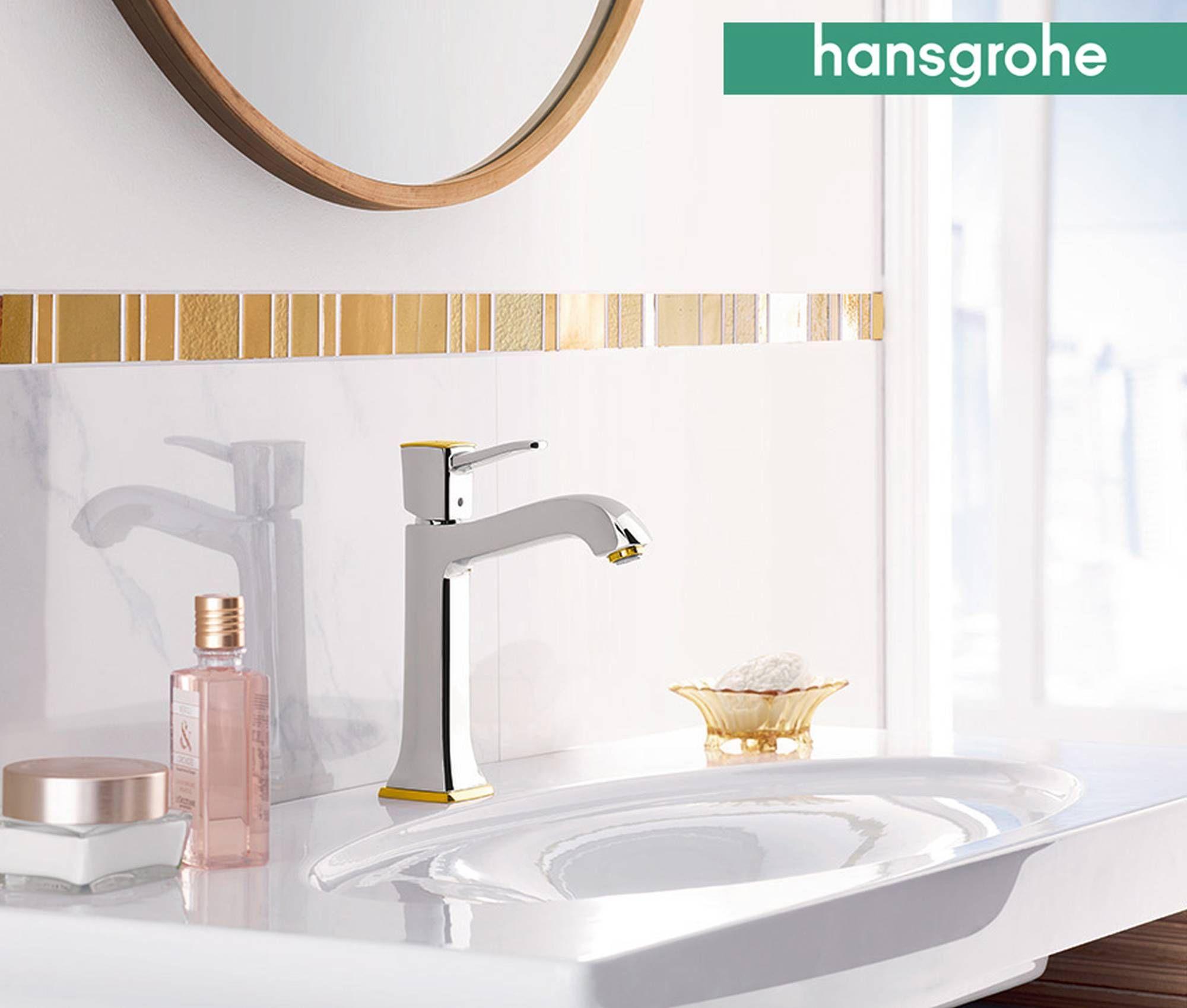 Frisse Kleurtjes Zoals Mintgroen En Helderblauw Zijn Helemaal In Lees Hier Hoe Je Jouw Badkamer Een Frisse Look Geeft Round Mirror Bathroom Hansgrohe Basin