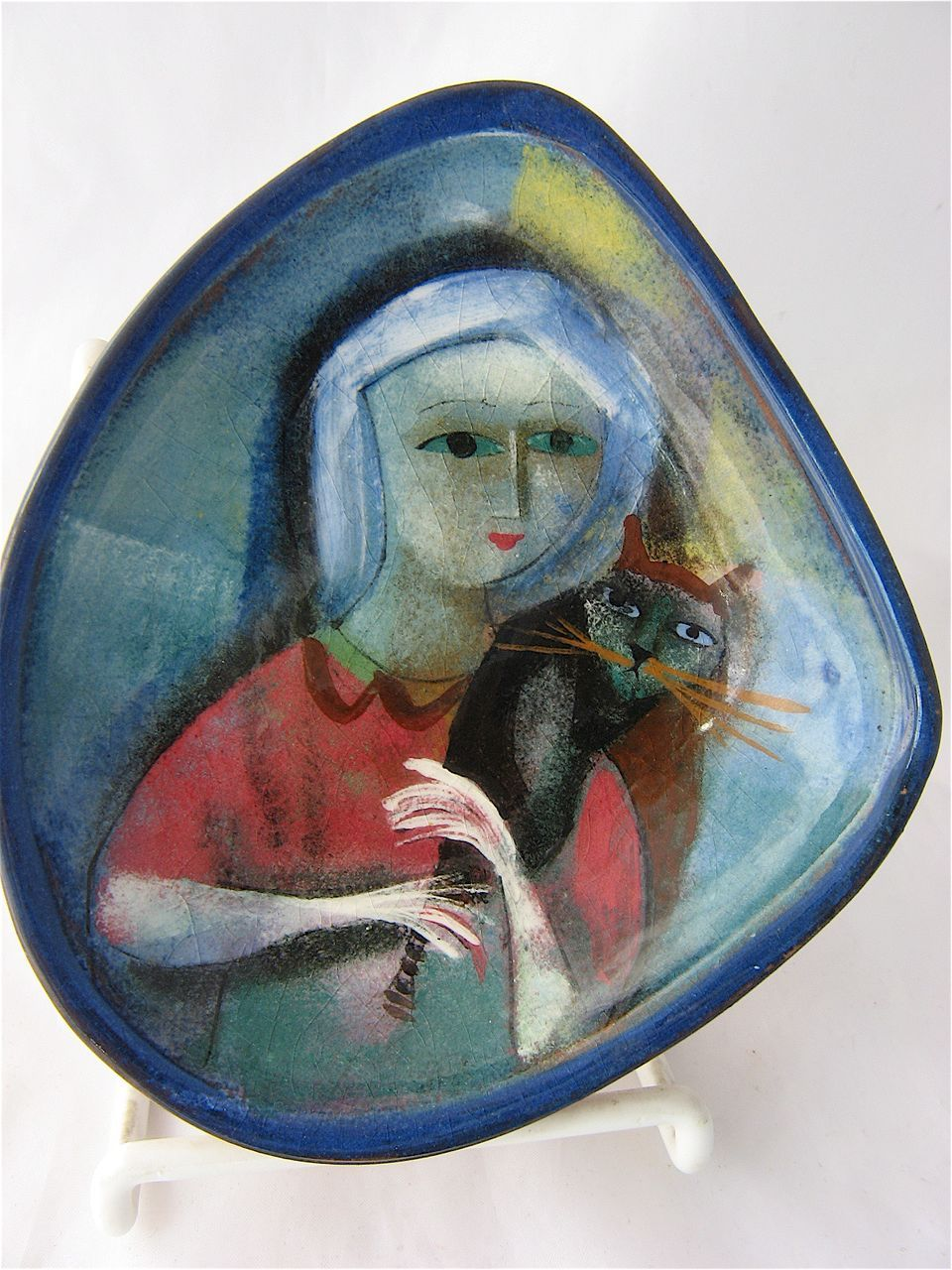 Polia Pillin   Art at work   Pottery art, Pottery, Mid