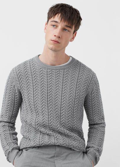 99c2ba9e9 Camisola algodão desenho espiga