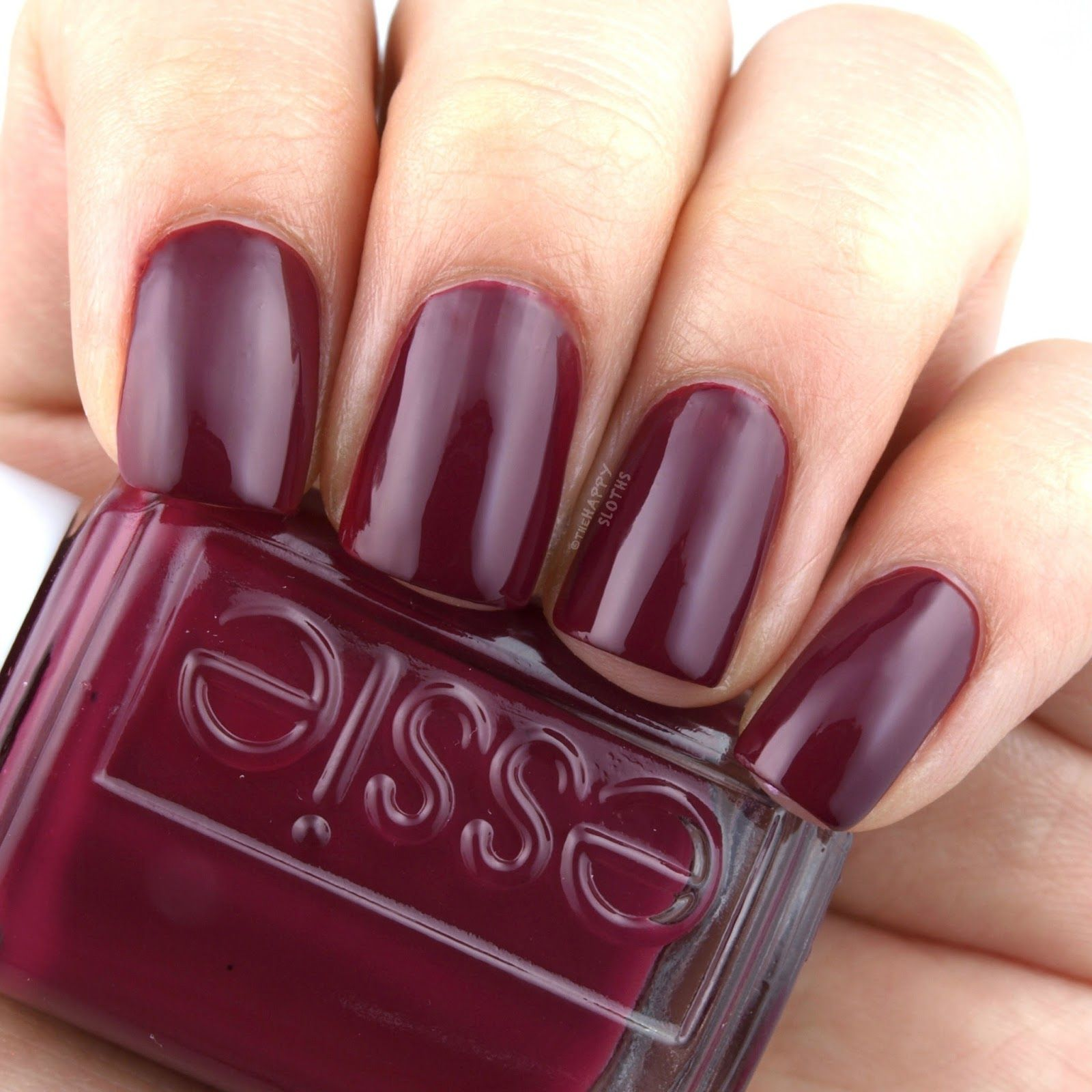 Essie Fall Nail Colors: '90s Inspired Nail Colors