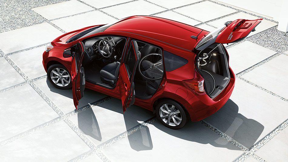 2014 Nissan Versa Note Sv Nissan Versa Nissan Versa