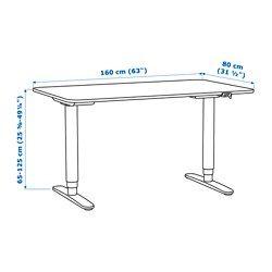 Ikea Zit Sta Bureau.Nederland Dear Santa Ikea Bekant Desk Ikea Desk