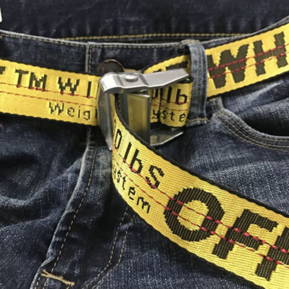 NEW Off White Tie Down Nylon Cotton Big IRON Head Industrial Belt 200CM USA  SHIP   9.58 End Date  Friday Nov-16-2018 19 13 05 PST Buy It… 6461f1e1fc0
