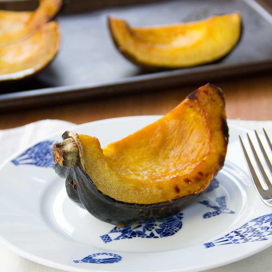 Maple Roasted Acorn Squash Wedges Recipe Acorn Squash Squash
