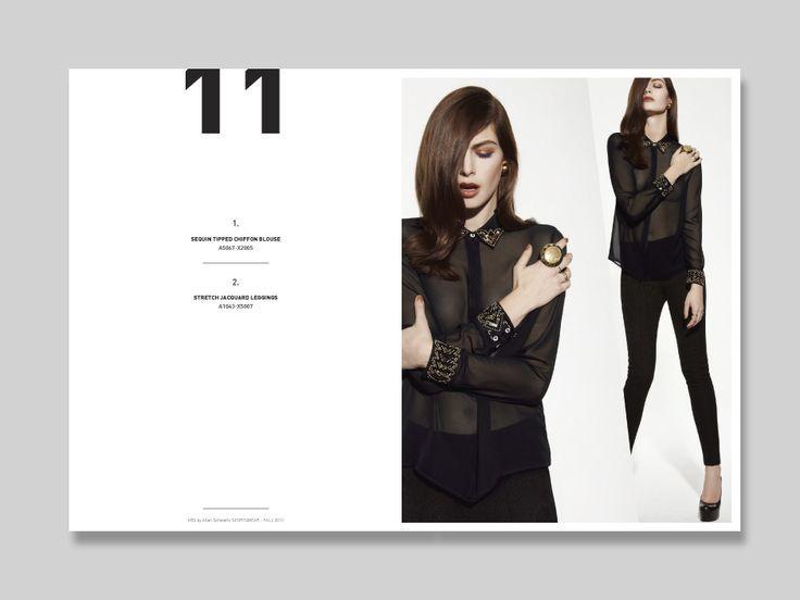 MInimalist lookbook | UI & Web design inspiration ...