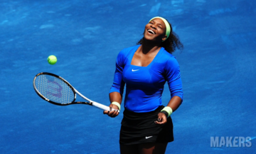 Serena Williams On Learning 'There's More To Life Than Sport'