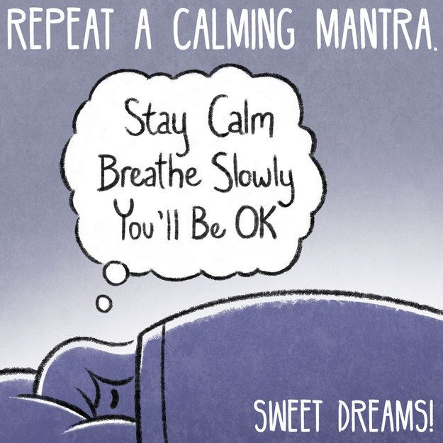 Image result for repeat a calming mantra
