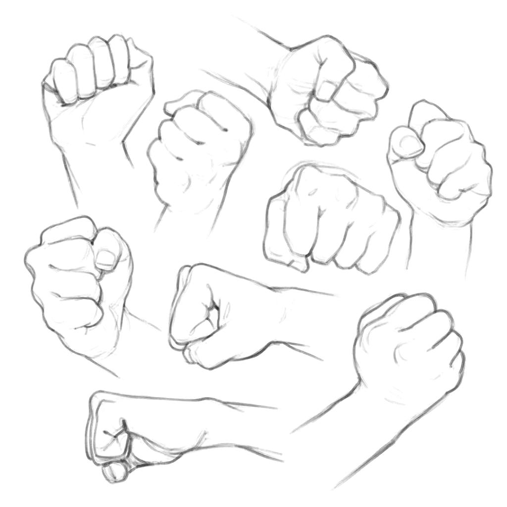 Fists Of Fury Evening Studies Practice Sketch Drawing Art Hands Illustration Conceptart Sket In 2020 Hand Drawing Reference Hand Reference How To Draw Hands