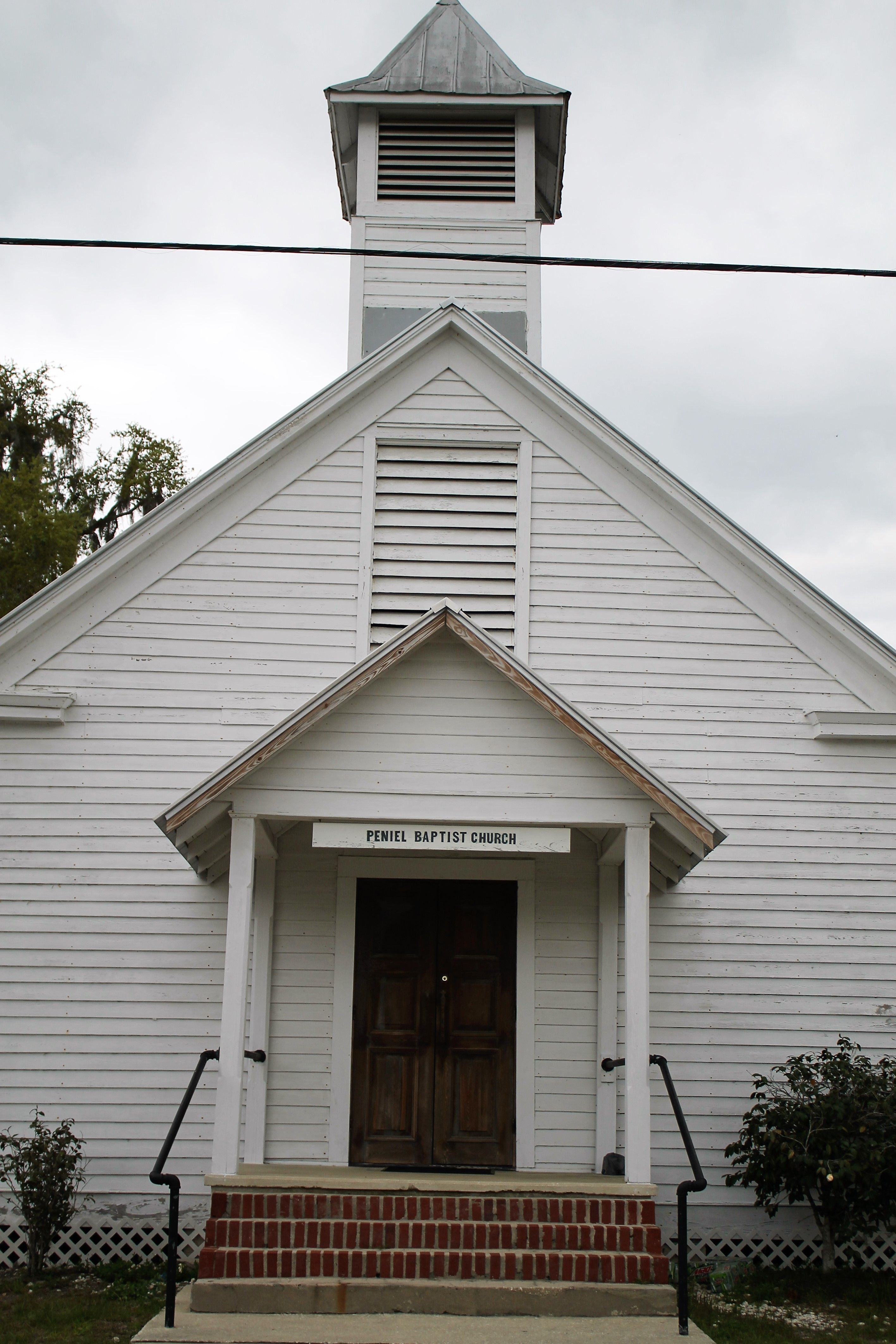 penial baptist church palatka fl billy graham preached there