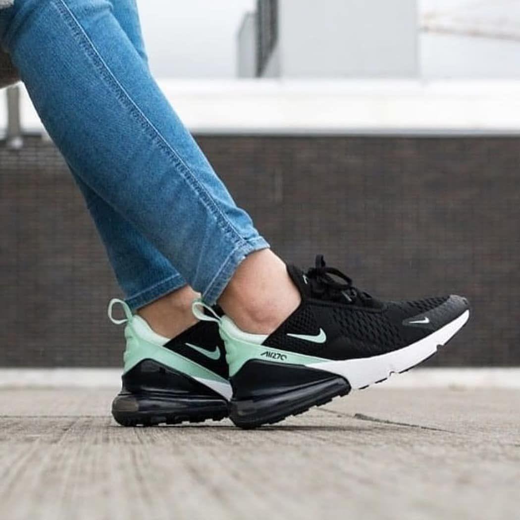 IDR 450,000 Nike Air Max 270 Black Igloo Women Size 36 37 38 ...