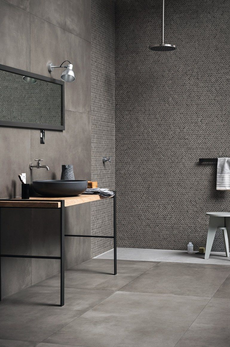Full Body Porcelain Stoneware Wall Floor Tiles With