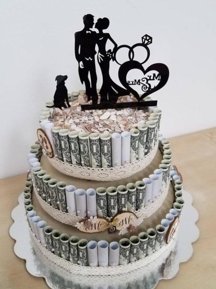 Ausgefallene Geldgeschenke Hochzeit Selber Basteln Ideen