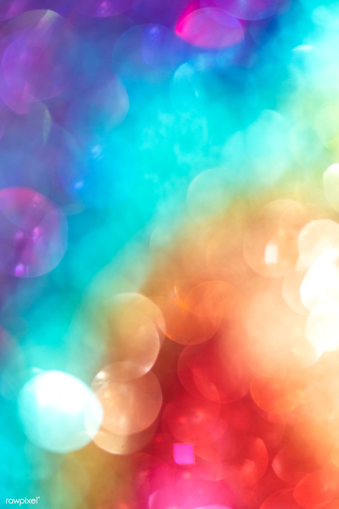 Colorful Rainbow Glitter Background Free Image By Rawpixel Com