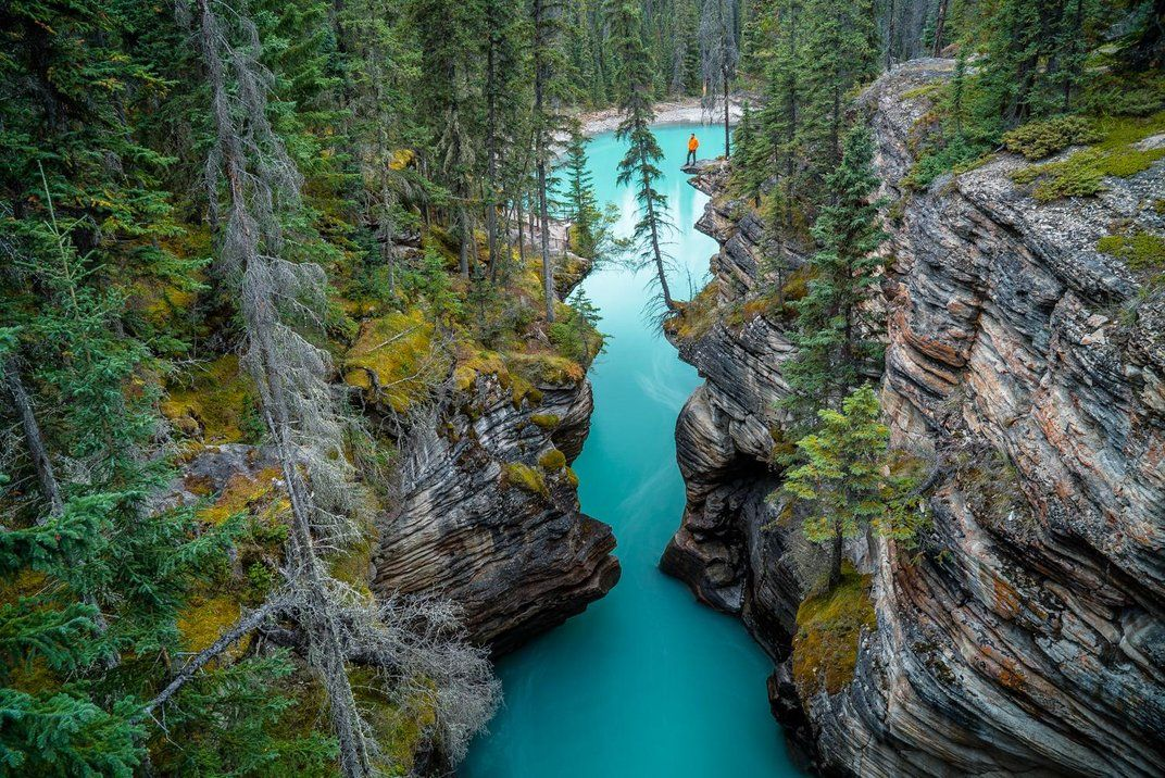 The Beautiful Canadian Rockies Shine in the Photography of Chris Burkard | Travel | Smithsonian