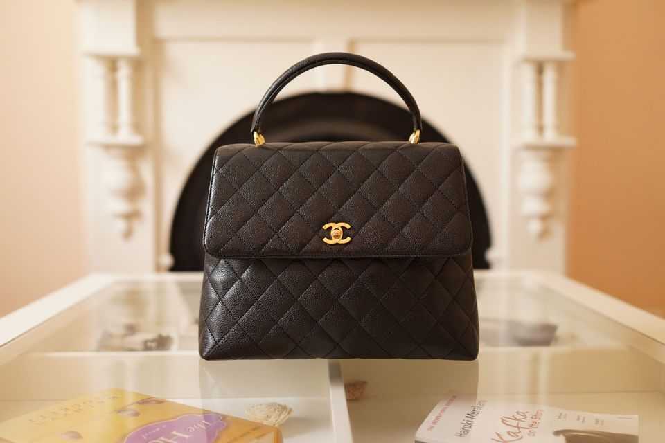 Vintage Chanel Collection On Ebay Bags Chanel Chanel Flap Bag