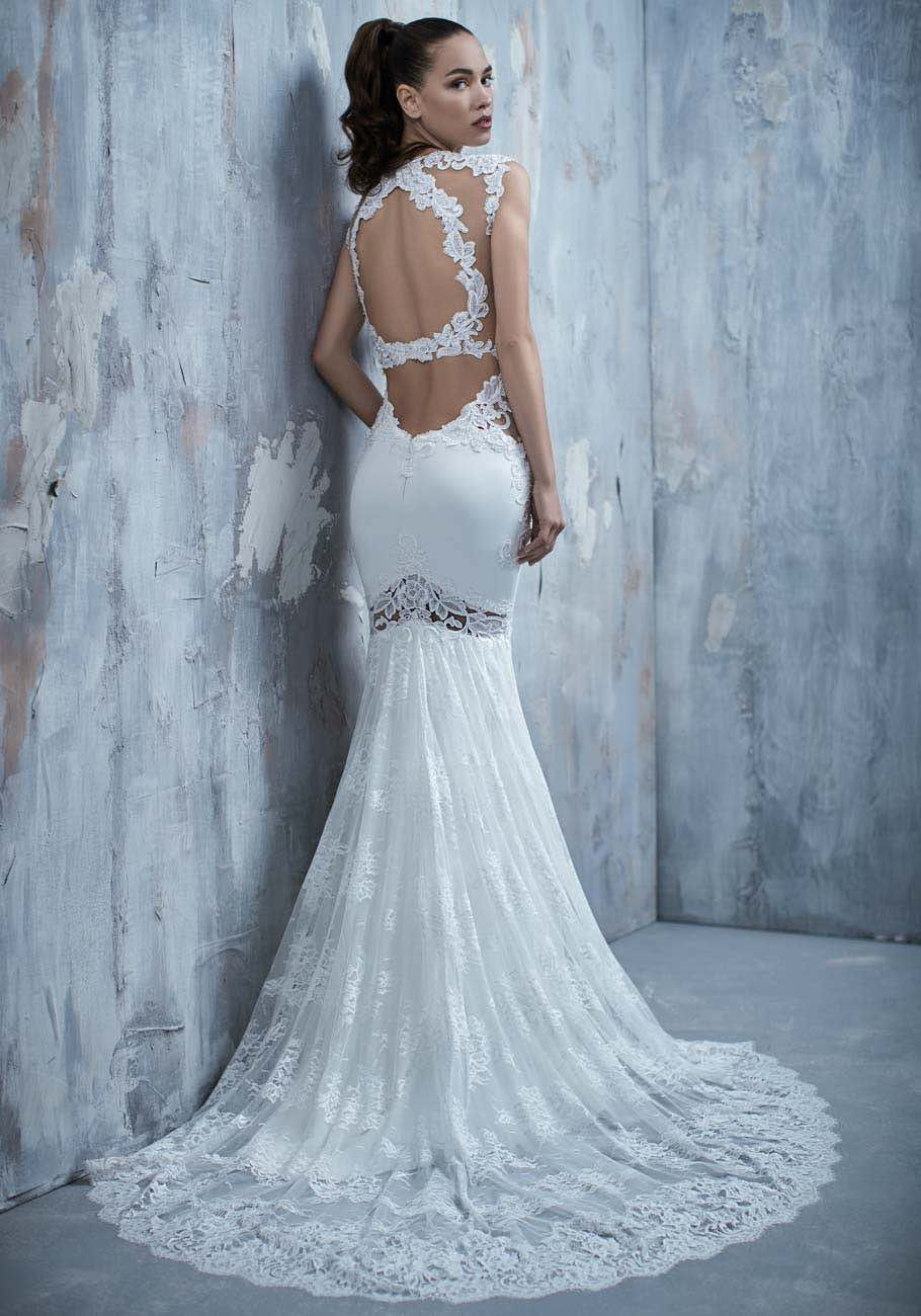Elegant maison signore wedding dresses from seduction