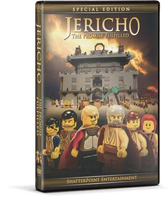 Amazing, BIBLE-based LEGO movie! The boys LOVE this   on sale for a