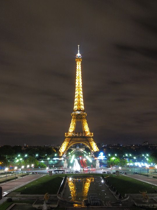 Free Image On Pixabay The Eiffel Tower France Paris My