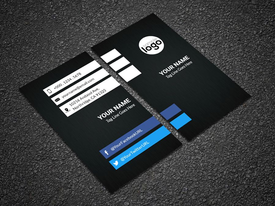 Edit this freelance card template online with your branding edit this freelance card template online with your branding images and details reheart Gallery