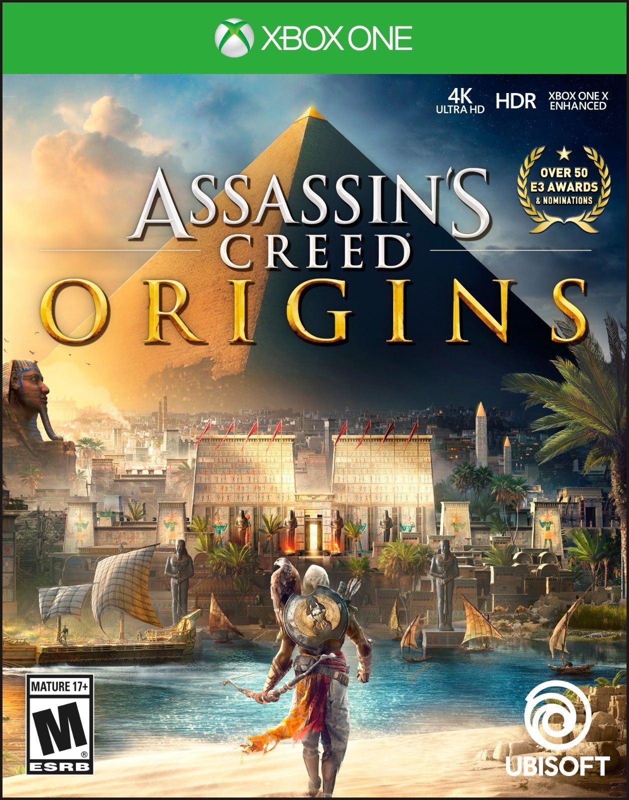Assassin S Creed Origins Xbox One Assassins Creed Game