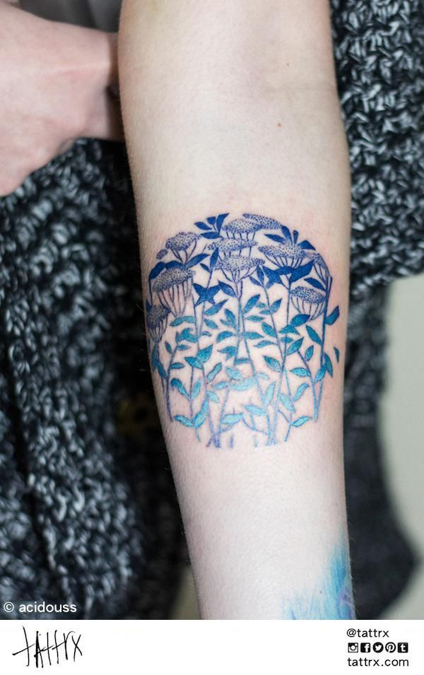 Photo of Stunning Graphical Tattoos